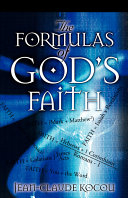 The Formulas of God s Faith