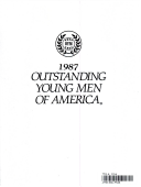 1987 OUTSTANDING YOUNG MEN OF AMERICA