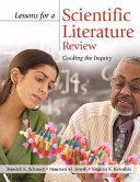 Lessons For A Scientific Literature Review Book PDF