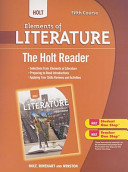 Holt Elements of Literature  Fifth Course   The Holt Reader