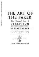 The art of the faker