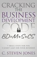 Cracking the Business Development Code