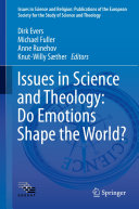 Issues in Science and Theology: Do Emotions Shape the World? Pdf/ePub eBook