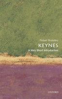 Keynes  A Very Short Introduction