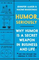 Humor, Seriously Pdf/ePub eBook