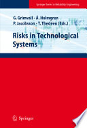 Risks In Technological Systems Book PDF