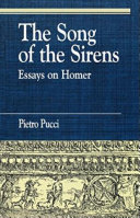 Pdf The Song of the Sirens and Other Essays Telecharger