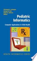 Pediatric Informatics Book
