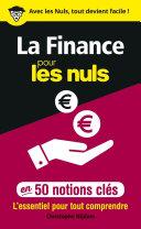 Pdf La Finance pour les Nuls en 50 notions clés
