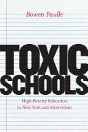 Toxic Schools Pdf/ePub eBook