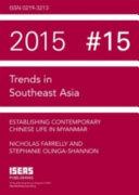Establishing Contemporary Chinese Life In Myanmar