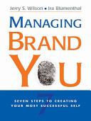 Managing Brand You ebook