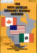 North American Emergency Response Guidebook