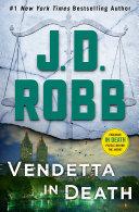 Vendetta in Death Book PDF