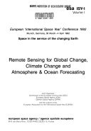 Environment Observation and Climate Modelling Through International Space Projects