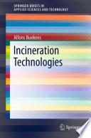 Incineration Technologies
