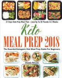 Keto Meal Prep 2018 Book PDF