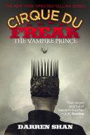 Cirque Du Freak  6  The Vampire Prince