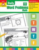 Daily Word Problems, Grade 2