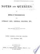 Notes and Queries Book