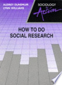 How to Do Social Research