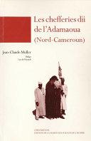 Les chefferies dìì de l'Adamaoua (Nord-Cameroun) Pdf/ePub eBook