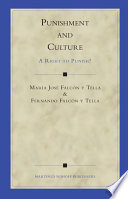 Punishment and Culture Book