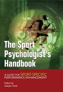 The Sport Psychologist s Handbook