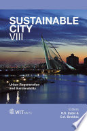 The Sustainable City VIII  2 Volume Set  Book