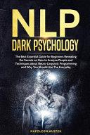 Nlp Dark Psychology