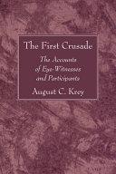 The First Crusade [Pdf/ePub] eBook