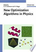New Optimization Algorithms in Physics Book