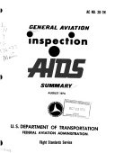 General Aviation Inspection Aids