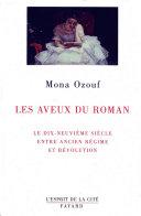 Les Aveux du roman Pdf/ePub eBook