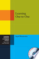 Learning One to One Paperback with CD ROM
