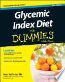 """Glycemic Index Diet For Dummies"" by Meri Reffetto"