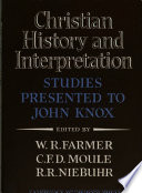 Christian History And Interpretation