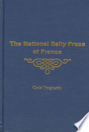 The National Daily Press of France
