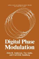 Pdf Digital Phase Modulation