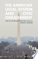The American Legal System and Civic Engagement