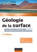 Pdf Géologie de la surface - 3e éd. Telecharger