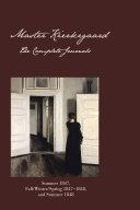Master Kierkegaard: The Complete Journals
