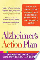 The Alzheimer S Action Plan