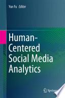 Human Centered Social Media Analytics Book PDF