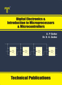 Digital Electronics and Introduction to Microprocessors and Microcontrollers