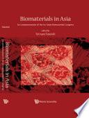 Biomaterials in Asia