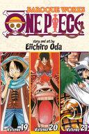 One Piece  Omnibus Edition   Vol  7
