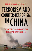 Terrorism and Counter Terrorism in China
