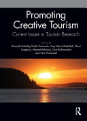 Promoting Creative Tourism  Current Issues in Tourism Research