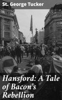 Hansford: A Tale of Bacon's Rebellion Pdf/ePub eBook